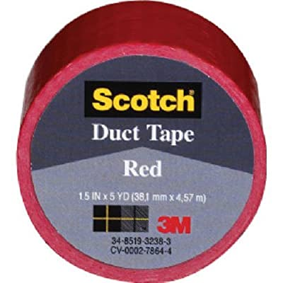 3M COMPANY 1005-RED-IP 1.5x5YD RED Duct Tape
