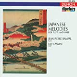 Japanese Melodies for Flute & Harp