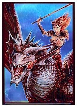 Amazon.com: Max Protección 50 Count tarjeta estándar mangas ...