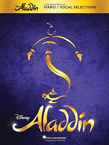 Aladdin - Broadway Musical: Piano/Vocal Selections ()