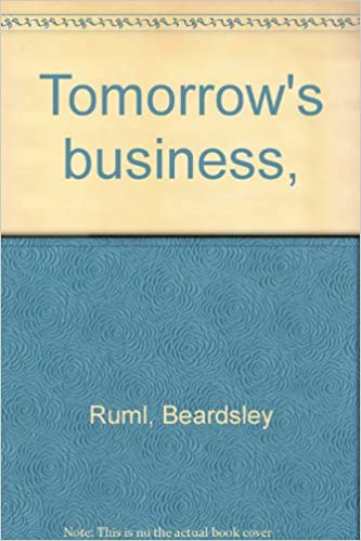 Tomorrow's business,
