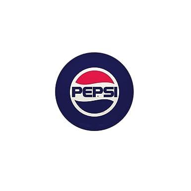Amazon.com: CafePress diseño de años 90 Pepsi Logo – 1 ...