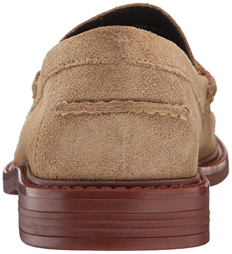 Cole Haan Mens Nypa Campus Öre Loafer Milkshake / Tegel