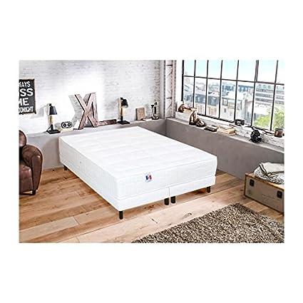 finlandek cosyy 160 x 200 cm colchón – muelles y espuma – Granja – 792 Muelles