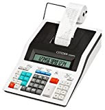 Printing calculator 350DPA, 2-color printing, Print speed 4.5 l/s,14-Digit Displ