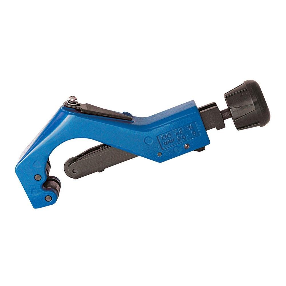 Silverline Quick Adjust Pipe Cutter 6-50mm Plumbing DIY Tool
