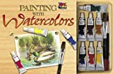 Art Tricks Painting with Watercolors with Other and Pens/Pencils and Eraser