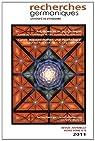 Recherches germaniques, Hors-série N° 8/2011 : Art, sciences et psychologie : Autour du Livre Rouge de Carl Gustav Jung (1914-1930) par Maillard