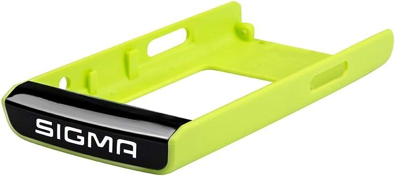 Sigma Sport Unisex Erwachsene Rox 12 0 Sport Farbschale Lime Green Silikonhülle Geräte Tastensets Sport Freizeit