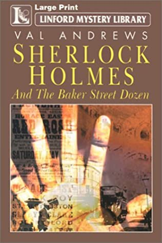 book cover of Sherlock Holmes and the Baker Street Dozen
