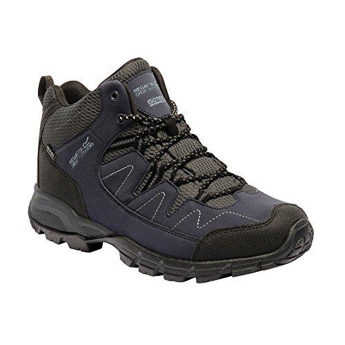 noce trekking uomo da Holcombe Mid scarpe beige alta bnttk Regatta IF86wx