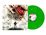 Attack on Titan Soundtrack (Limited Edition Green Marble Colored Vinyl)