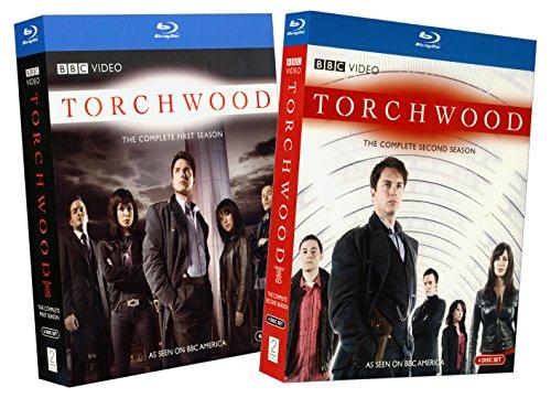 Torchwood - The Complete Season 1 & 2