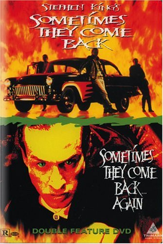 Stephen King's Sometimes They Come Back / Sometimes They Come Back Again by Trimark Home Video