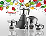 Butterfly Matchless 750-Watt Mixer Grinder with 4 Jars