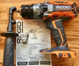 Ridgid R8611503 Gen5X 18V Lithium Ion Cordless 1/2 Inch 780 Inch Pound Hammer Drill with LED Lighting and Textured Handle (Battery Not Included, Tool Only) Review