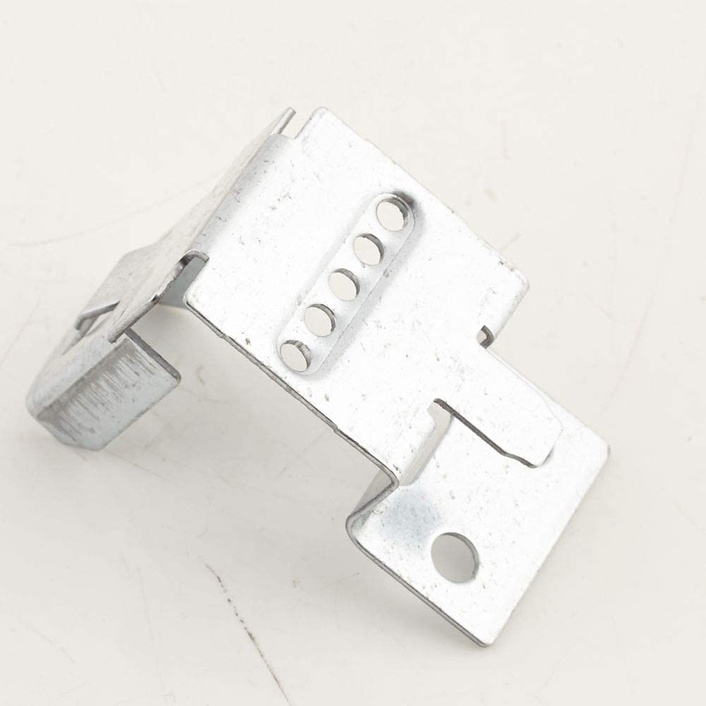 Bosch 00628336 Dishwasher Toe Panel Bracket Genuine Original Equipment Manufacturer (OEM) Part