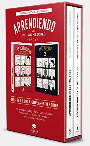 Estuche Aprendiendo de los mejores 1 y 2 (COLECCION ALIENTA) por Alcaide Hernández, Francisco