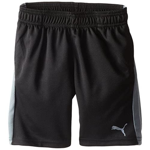 new PUMA Little Boys Sport Stripe Shorts