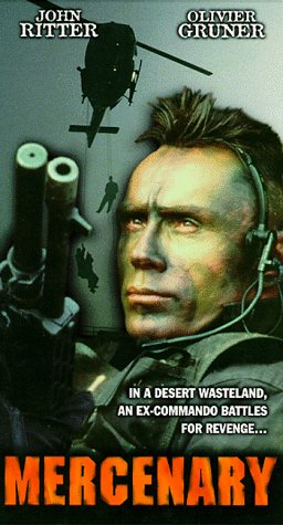 Mercenary [VHS]