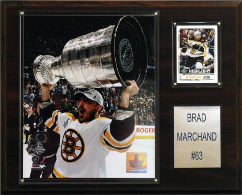 NHL Brad Marchand Boston Bruins Player - Plaque Hockey Award