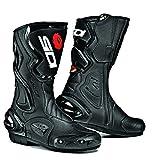 Sidi Cobra Air Motorcycle Boots (black, Size 12.5 / 47)   amazon.com