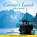The Coroners Lunch Audiobook by Colin Cotterill Narrated by Gareth Armstrong
