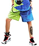 Hip Hop Shorts For Juniors Teenager Fashion Clothes Street Naughty Graffiti
