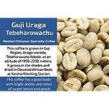 Guji Uraga Tebeharowachu Gr2 - Unroasted Washed Ethiopian Coffee (1 Kg / 2.2 Lbs)