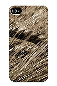 0973bad5944 Cover Case - Wheat Spikes Protective Case Compatibel With Iphone 4/4s