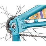 Diamondback 2014 Girl's Mini Impression Bike with 16-Inch Wheels (Teal, 16-Inch/Girls)
