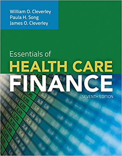 Essentials of health care finance 9780763789299 medicine health essentials of health care finance 7th edition fandeluxe Gallery