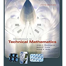 Introduction to Technical Mathematics (5th Edition)