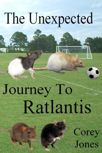 Read Online The Unexpected Journey To Ratlantis (B/W) pdf