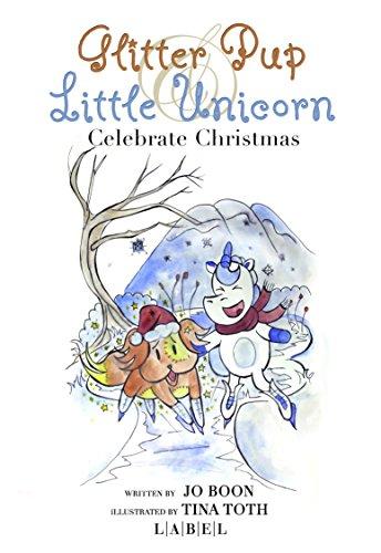 ttle Unicorn Celebrate Christmas ()