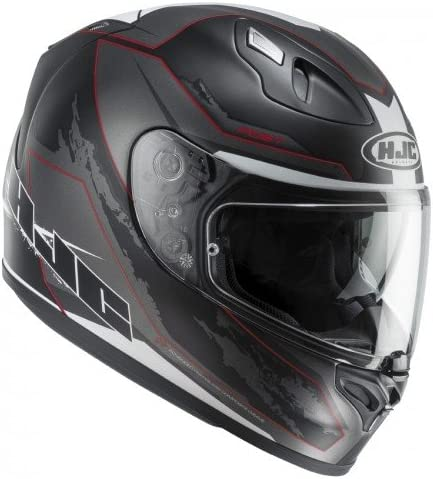 XS Casco moto HJC FG-ST BESTY MC1SF Nero