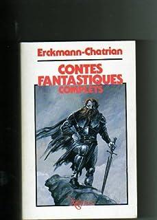 Contes fantastiques complets