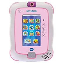 VTech InnoTab 3 The Learning App Tablet, Pink