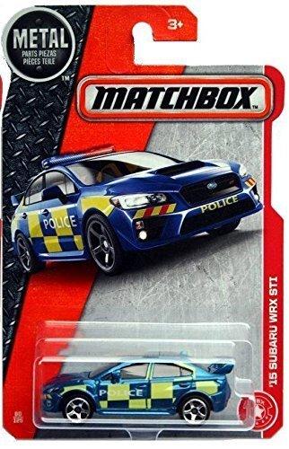 Matchbox 2017 MBX Adventure City