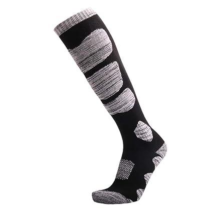 WXMDDN Calcetines de esquí al aire libre/calcetines de felpa de espesamiento/calcetines de