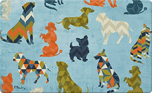 Toland Home Garden 830319 Dog Pattern 18