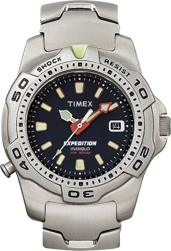 Timex de los hombres t53751 Diver estilo reloj: Timex
