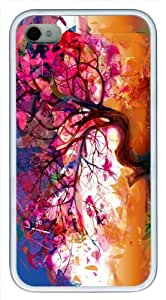 3D Abstract Case/Cover for iPhone 4 and 4S