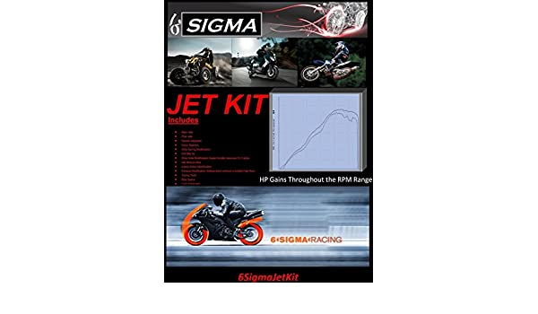 Amazon.com : scooter Electric Turbo Supercharger 49 50 CC Moped Pit Mini Moto Bike Jet Kit : Sports & Outdoors