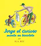 Jorge el Curioso Monta en Bicicleta, H. A. Rey, 0618196773