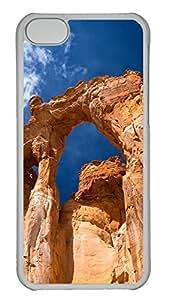 iPhone 5C Case Grosverner Arch TPU Custom iPhone 5C Case Cover Transparent