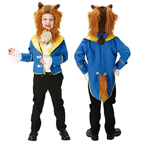 Disney Beauty & The Beast - Beast Child Costume (Medium)