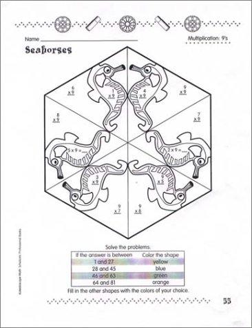 Amazon.com: Kaleidoscope Math, Grades 2-3 (9780439086769): Cindi ...