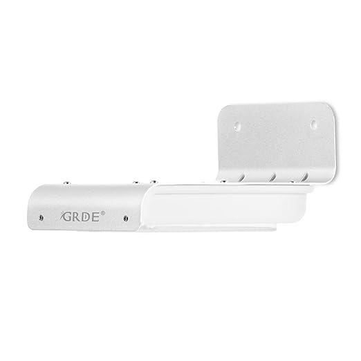 Lámpara Solar LED GRDE [3 Packs] Aplique 16 LED de Pared con Panel Solar, Luz Solar Aplique de Exterior con Sensor de Movimiento, Impermeabilidad y ...