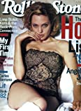 img - for Rolling Stone August 19 1999 #819 Angelina Jolie Cover, Carlos Santana, Blink-182, Limp Bizkit Korn & the Rock-Porn Connection book / textbook / text book
